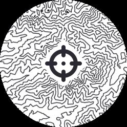Pin Style: Crosshair