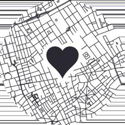 Pin Style: Heart